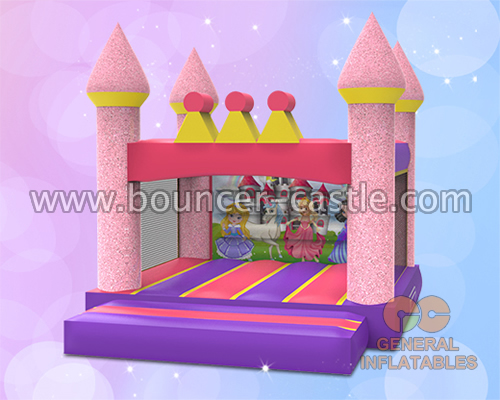 GC-163 Sparkle bouncy castle