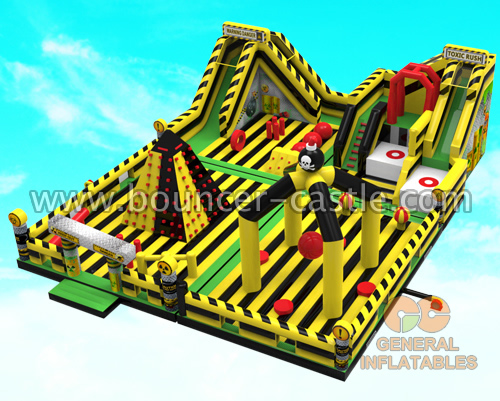 GF-162 Toxic rush giant playground