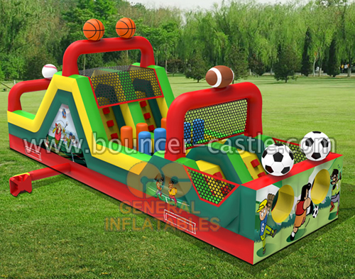 GO-113 Sport obstacle course