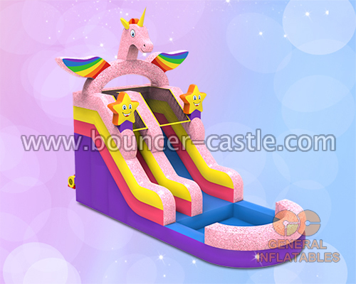 GWS-221 Unicorn water slide