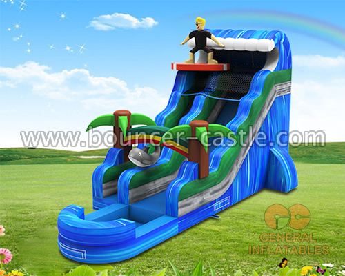 GWS-29 Surf water slide